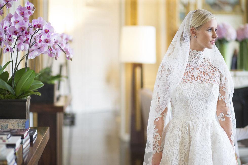 Nicky Hilton's last Dress Fitting