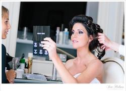 Preparation of the bride by MB Paris
