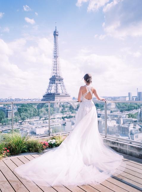 Stunning wedding at Chateau d'Artigny