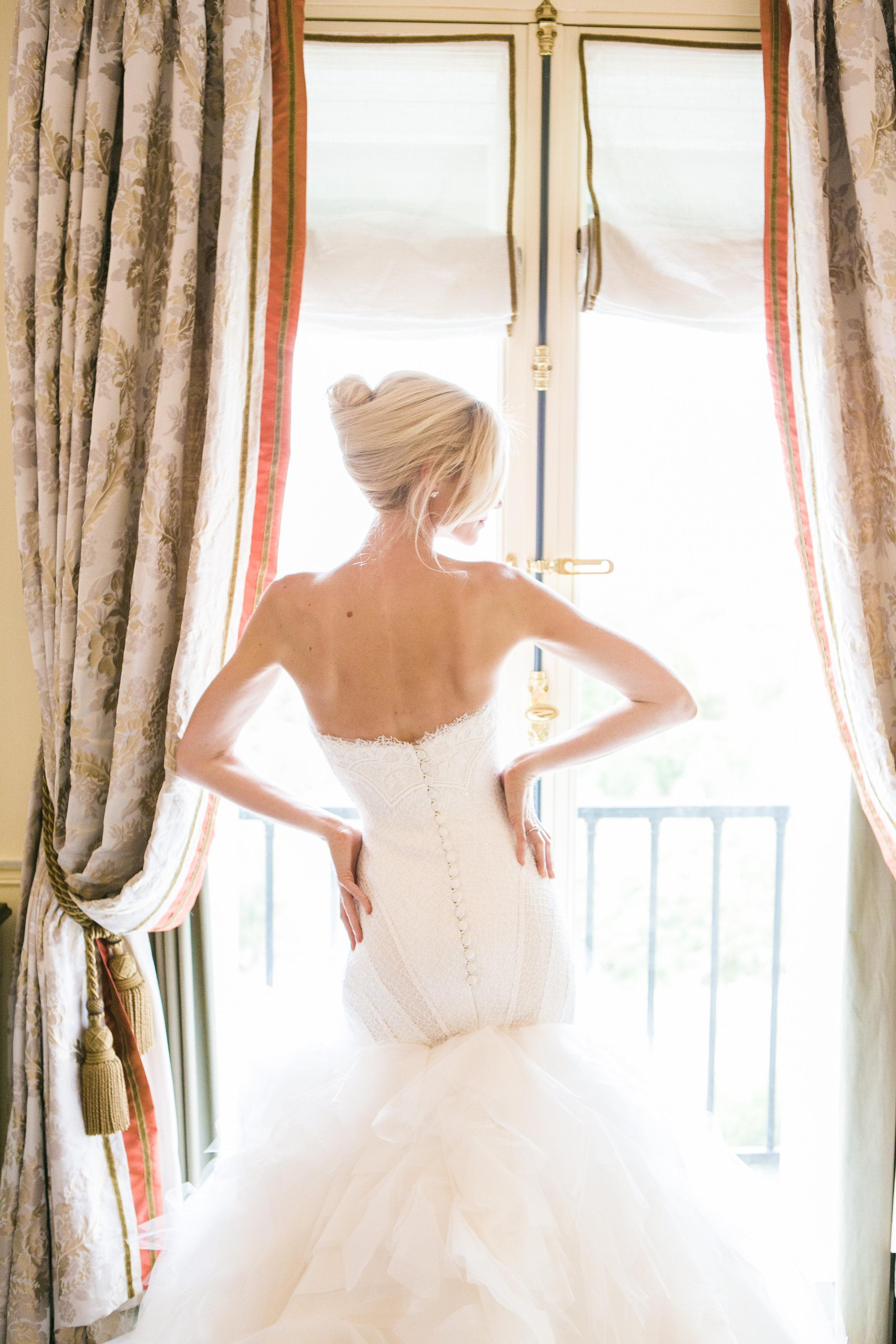 Wedding Hair French Twist