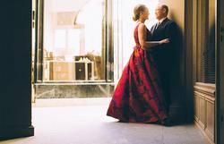 Colleen & Peter's intimate elopement