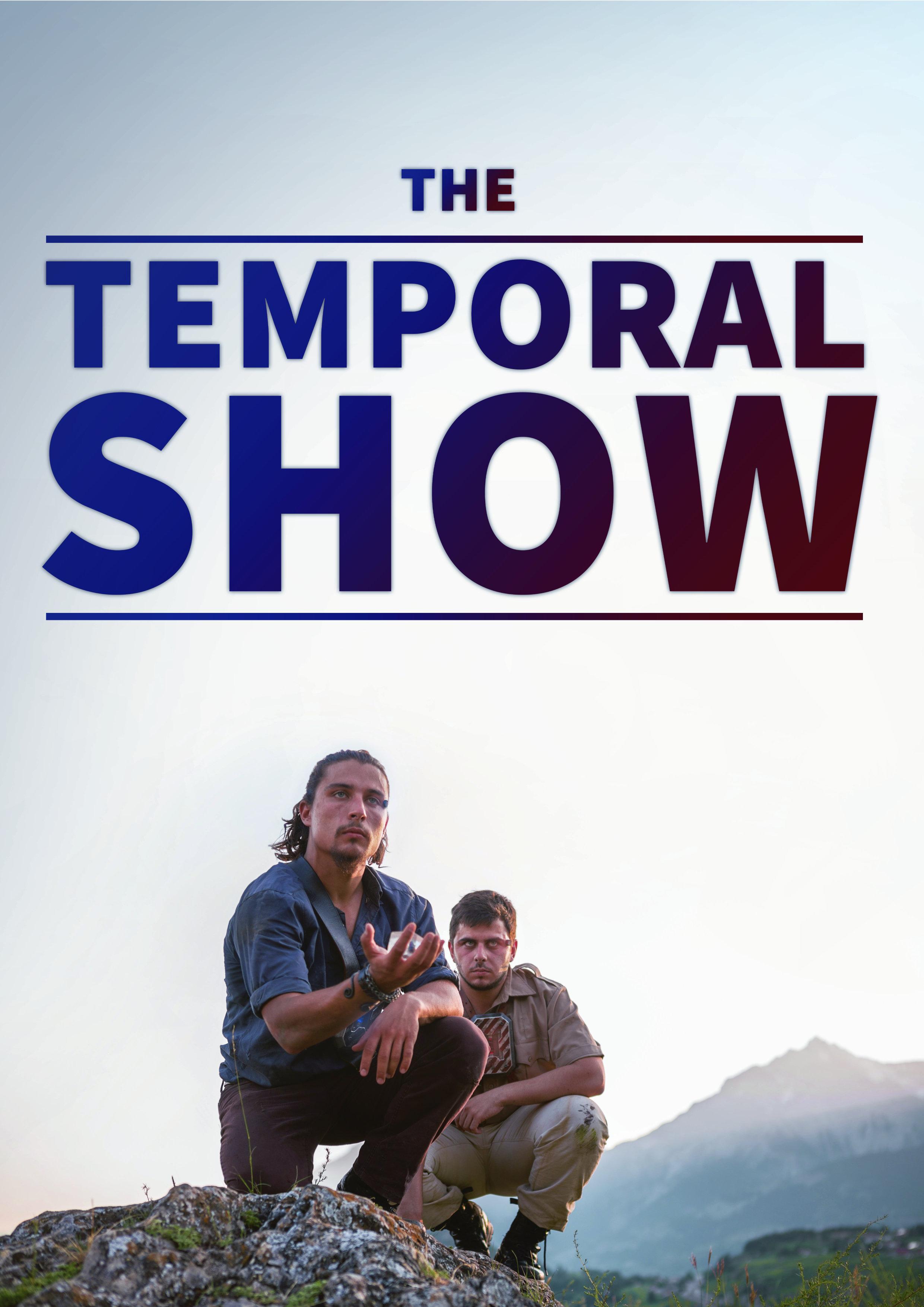 The Temporal Show Sandrine Rudaz