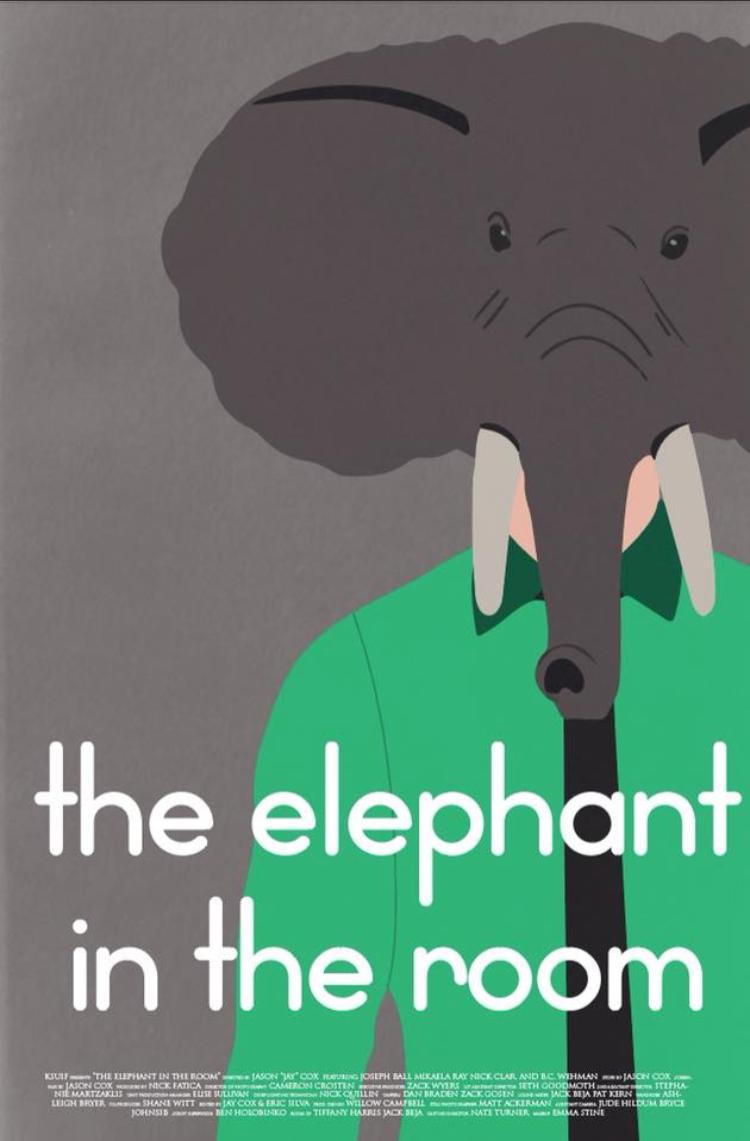 The Elephant in the Room Sandrine Ru