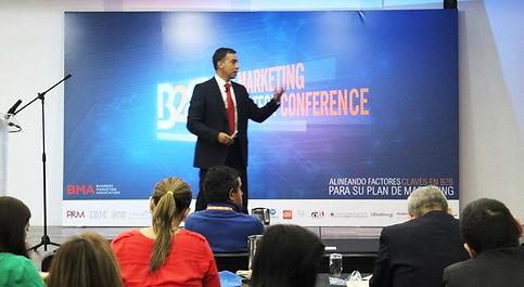 coaching, capacitacion, fabian ruiz, b2b, conference, marketing, business