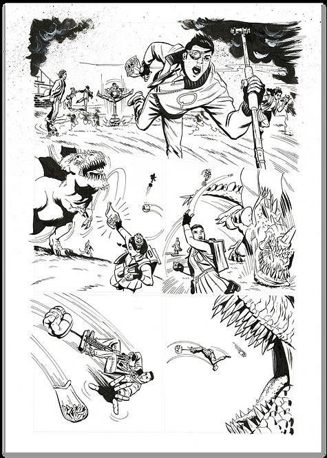 3 O'clock Club issue 1 page 21