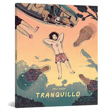 Tranquillo - Erez Zadok - English versio