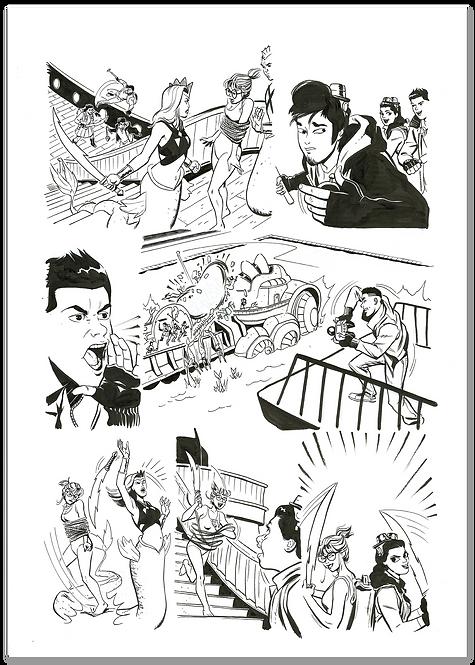 3 O'clock Club issue 2 page 11