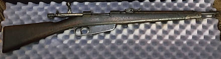 CARCANO M91TS