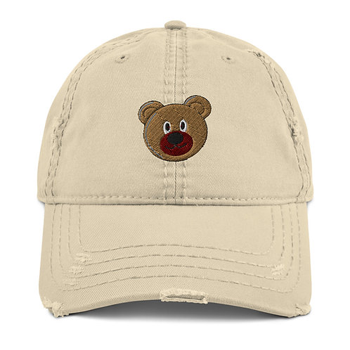 Boopy Bear - Distressed Dad Hat
