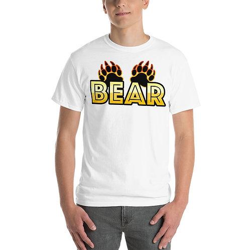 PAW PAW BEAR - Short Sleeve T-Shirt