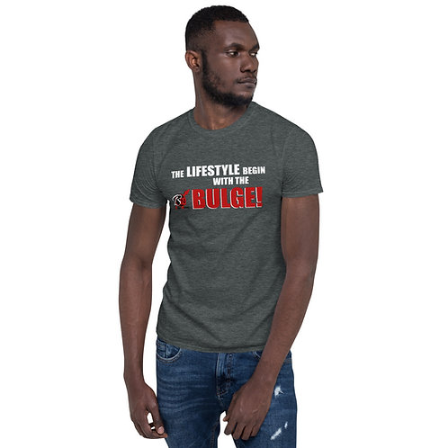 Black BN Lifestyle Short-Sleeve Unisex T-Shirt