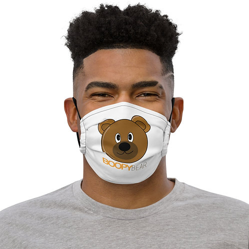 Boopy Bear - Premium face mask