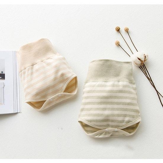 Newborn/Baby Nappy Organic Color Cotton Cloth -  Children Training Diapers