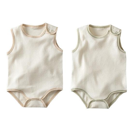 100% Organic Cotton -   Boy/Girl Bodysuit Baby Clothes
