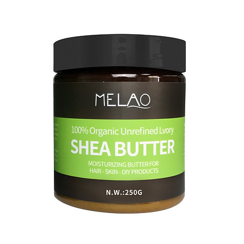 Raw Natural Organic Unrefined Shea Butter  Cream
