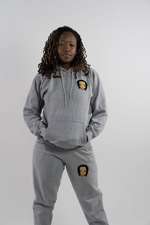 Gray Sweatsuit