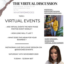 The Virtual Discussion