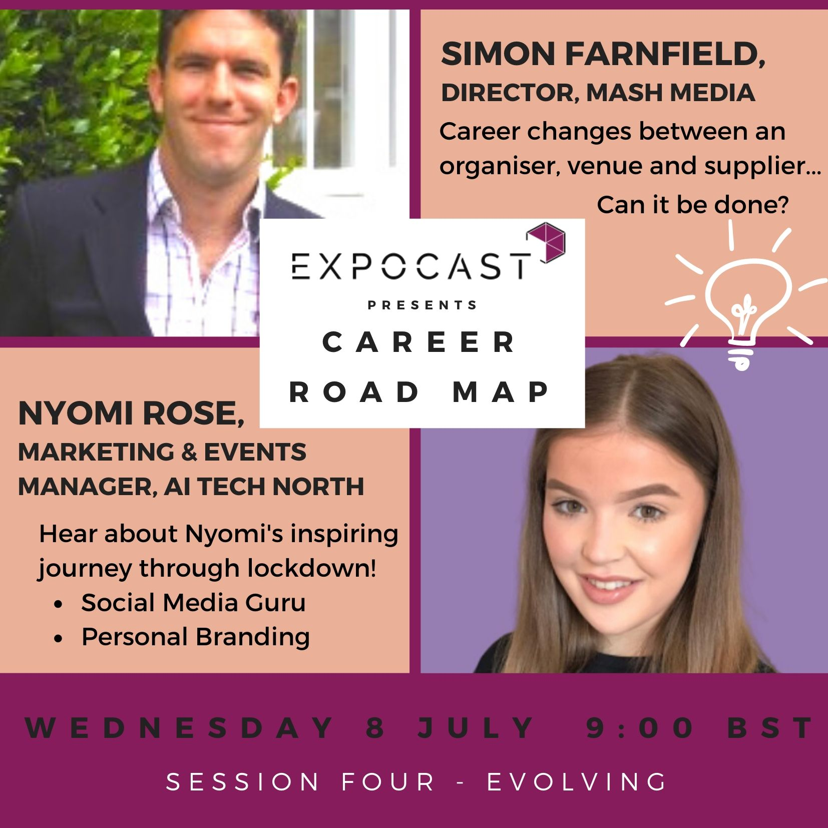 Career Road map Session