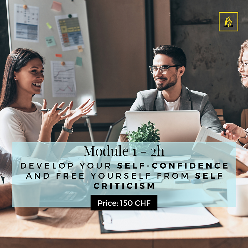 Develop Your Self-confidence and Strong Mindset