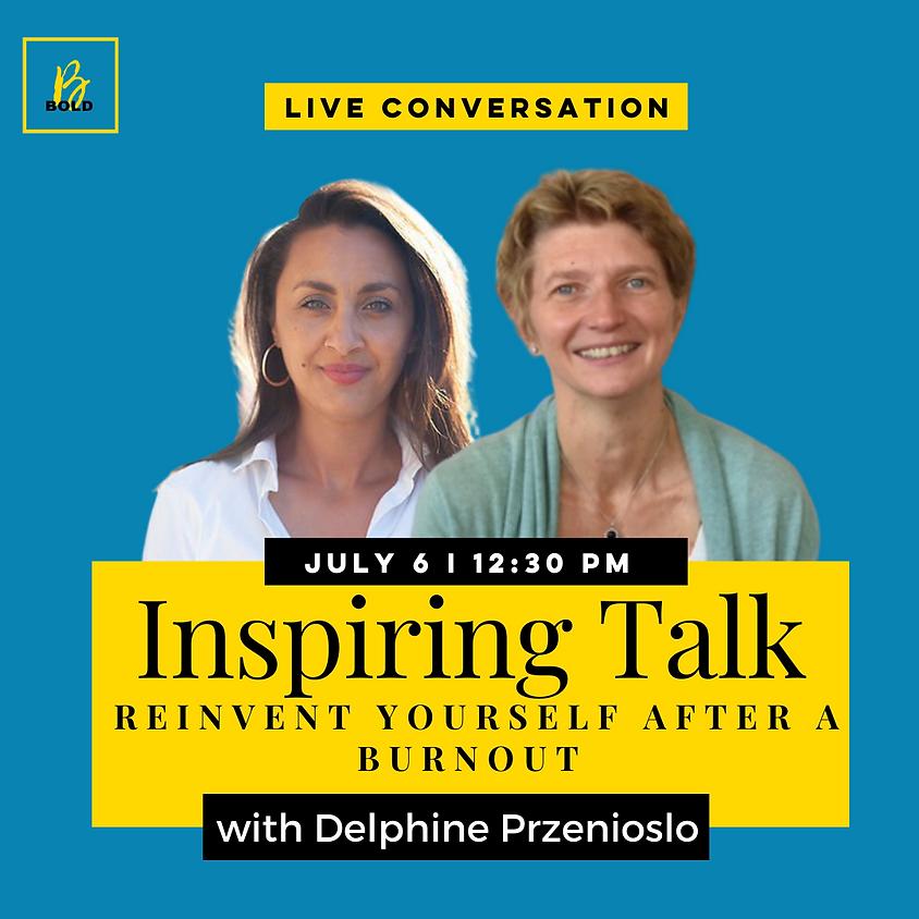 Inspiring Talk #3