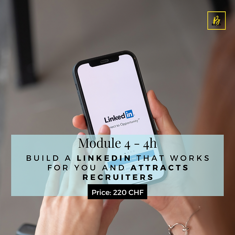 Build A LinkedIn That Attract Recruiters