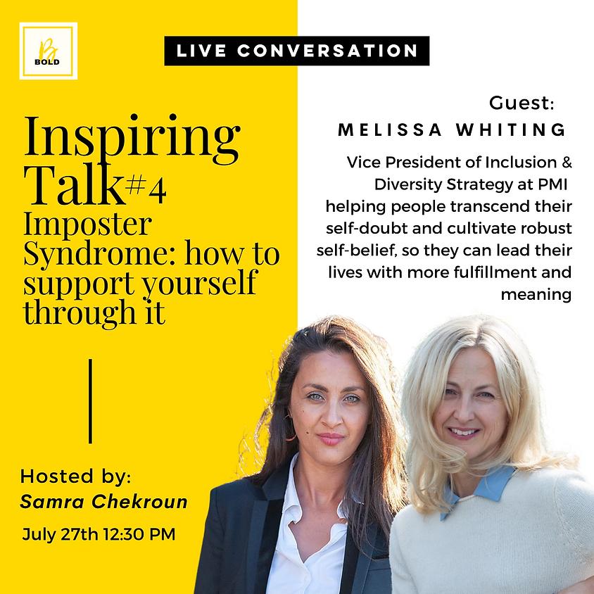 Inspiring Talk #4