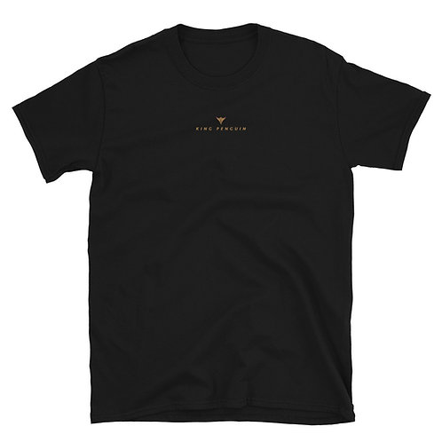 King Penguin Logo Embroidery T-Shirt