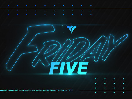 Friday Five: Things We Loved in 2020