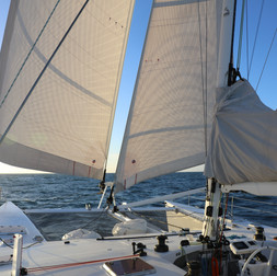 Sailing Wing and Wing