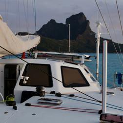 Nogal at Anchor
