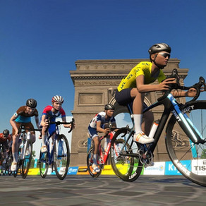Počeo virtuelni Tour de France