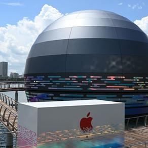 Apple otvara prvo plutajuće prodajno mesto u svetu