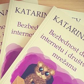 Objavljena knjiga o bezbednosti dece na internetu