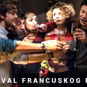 Festival francuskog filma na Adi Ciganliji