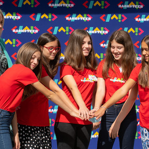 Hack#teen 2020 - The big day for future of girls in STEAM