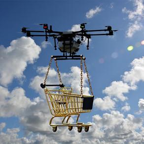 Amazon počinje sa dostavom paketa putem dronova
