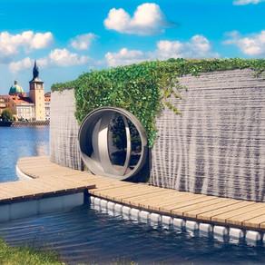 Napravljena prva 3D kuća na vodi