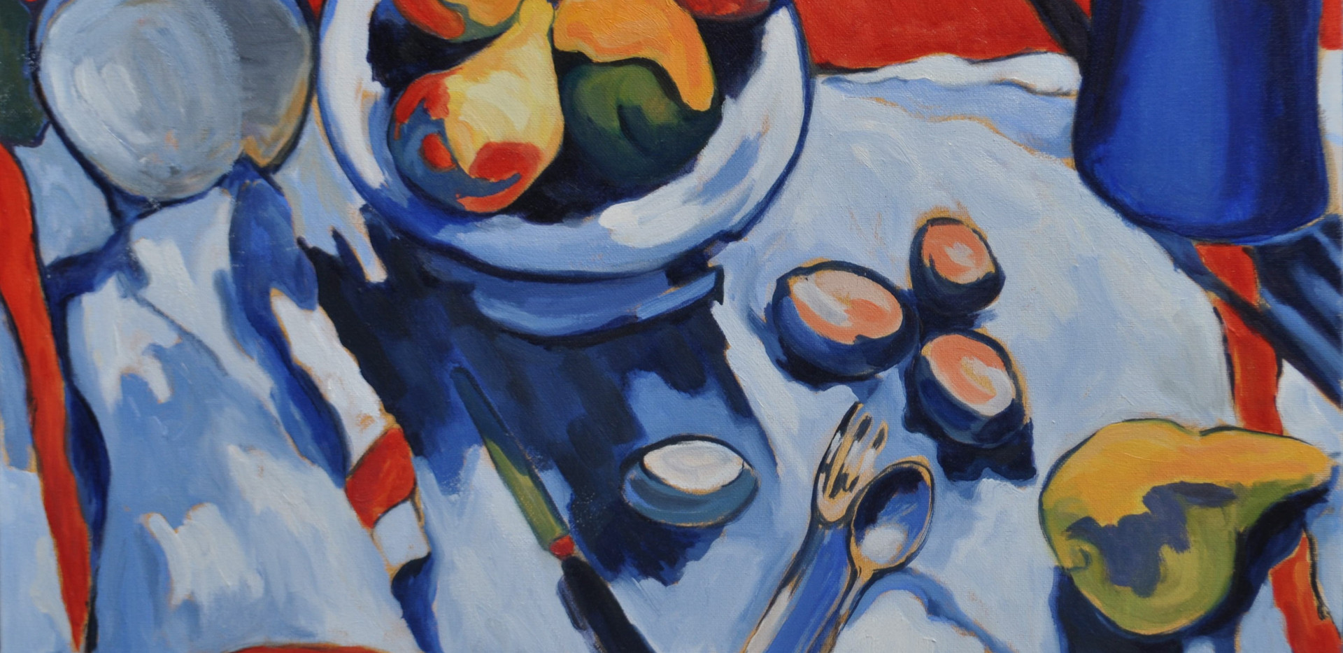 Copie de Vlaminck - nature morte aux amandes