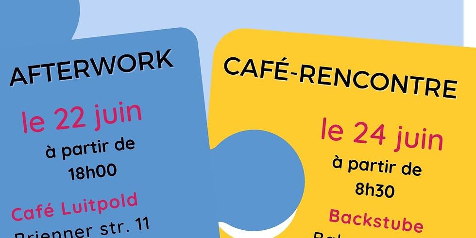 Café-rencontre Afterwork