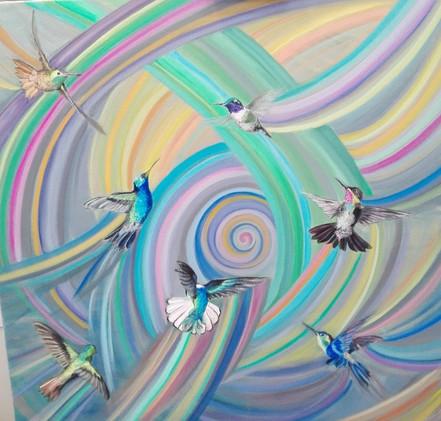 Die Kolibris