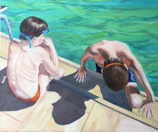 bain au Maria Einsidel Freibad