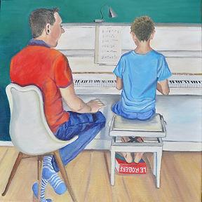 la leçon de piano.JPG