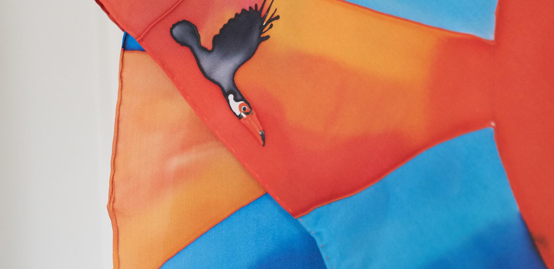 Le toucan (détail)
