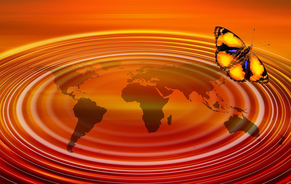 Managing Complexity - The butterfly effect