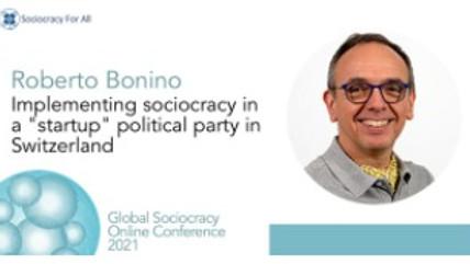 4e Conférence annuelle de la sociocratie