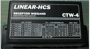 Receptor HCS CTW