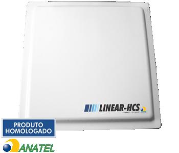 Leitor/Antena UHF Integrada LN6011 12 DBI