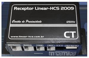 Receptor Linear HCS CT 2009