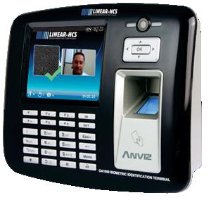 Leitor Biométrico LN1000-II