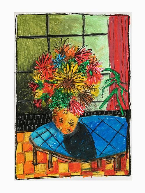 'Remember', Original artwork on paper, 60x40cm